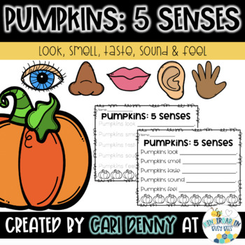 Pumpkins: 5 Senses