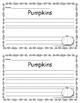 Pumpkins: A Literacy Pack