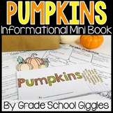 All About Pumpkins Mini Book
