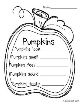 Pumpkins: A Mini Unit