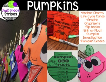 Pumpkins Activities (Fiction & Nonfiction)