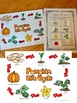 Pumpkins Life Cycle Activities - Worksheets, Task Cards, Posters, and more!