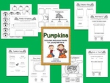 Pumpkins: Activities and Experiments for Young Learners