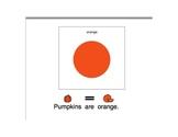 Pumpkins-Adaptive Book