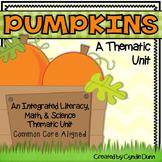 Pumpkins Thematic Integrated Unit