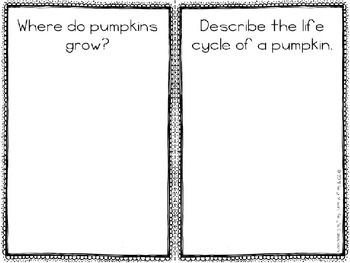 Pumpkins Research Project