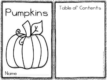 Pumpkins Research Project