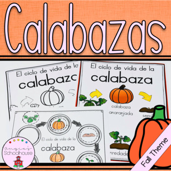 Pumpkins Bilingual Bundle