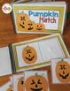 Pumpkins:  Halloween and Fall Pumpkin Activities for Preschool and Kindergarten
