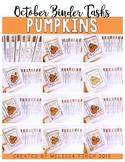 Pumpkins Binder- Binder Basics Work System
