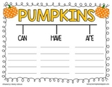 Pumpkins Can Have Are