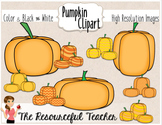 Pumpkins Clipart Bundle
