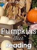 Pumpkins Close Reading Pack