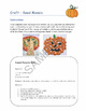 """Pumpkins"" Common Core Aligned Math and Literacy Unit - SMARTBOARD EDITION"
