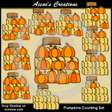 Pumpkins Counting Set