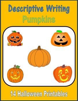 Pumpkins (Descriptive Writing)