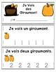 Pumpkins Emergent Reader in French: I See Pumpkins! (Haiti)