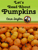 Pumpkins Emergent Readers