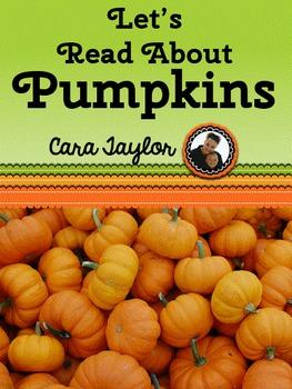 Pumpkins Emergent Readers