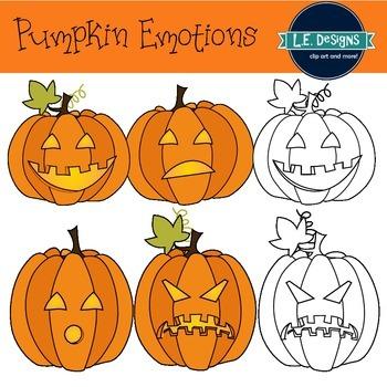 Pumpkins Clipart