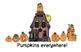 Pumpkins Everywhere!--An Interactive Rhyming Book