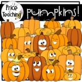 Pumpkins FREEBIE (The Price of Teaching Clipart Set)