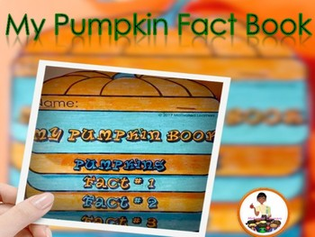 Pumpkins Fact Book