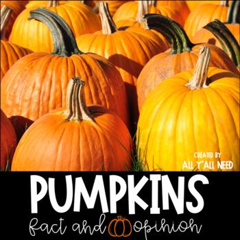Pumpkins: Fact & Opinion