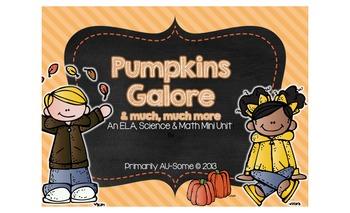 Pumpkins Galore & Much, Much More