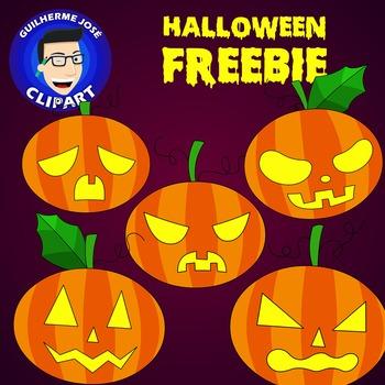 Pumpkins - Halloween Freebie