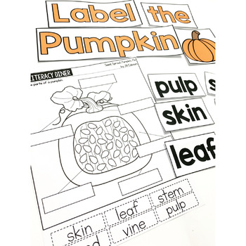 Pumpkins - Kindergarten Interactive Read Aloud