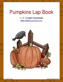 Pumpkins Lap Books
