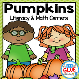 Pumpkins: Literacy and Math Centers