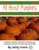 Pumpkins Main Topic and Details R.I.2 Nonfiction Reader an