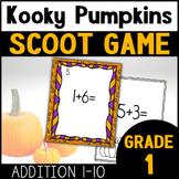 Pumpkin Math Game