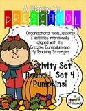 Pumpkins- My Teaching Strategies, Round 1, Set 4