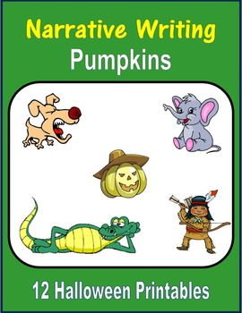 Pumpkins (Narrative Writing)