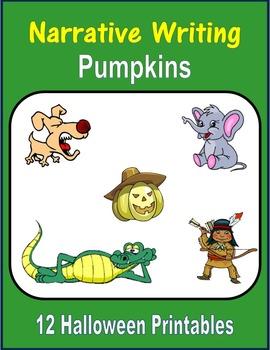 Pumpkins (Narrative Writing)
