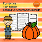 Pumpkins Reading Comprehension