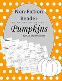 Pumpkins-Nonfiction Close Reading