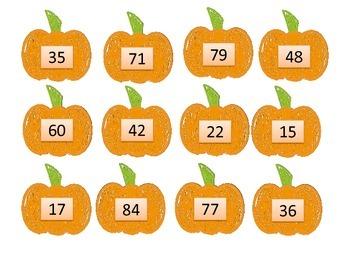 Pumpkins Odd or Even