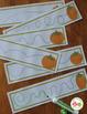 Pumpkins Pre-Writing Cards FREEBIE:  Fall Fine Motor Pract