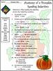 Halloween Activities: Anatomy of a Pumpkin Activity Packet Bundle