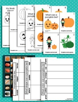 Pumpkins - a Science and Critical Thinking Unit for Primary