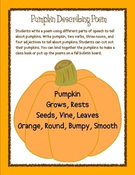 Pumpkins, Pumpkins!