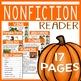 Pumpkin - Common Core Nonfiction Unit