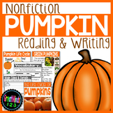 Pumpkin - Common Core Nonfiction Unit