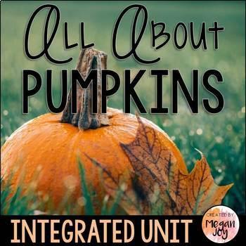 Pumpkins STEM Investigation