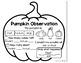 Pumpkins Science Unit