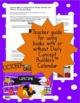 Pumpkins Senses Interactive Emergent Reader and Questions